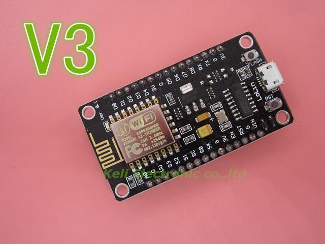 V3 Wireless module NodeMcu 4M bytes Lua WIFI Internet of Things development board based ESP8266 for arduino Compatible