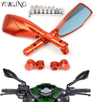 Universal Motorcycle Rear View Side Mirror For KTM RC Duke125 200 390 990 950 ADVENTURE 690