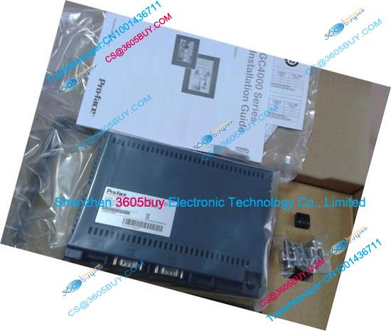 7 Inch Touch Screen GC-4408W HMI DC24V New original