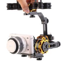 DYS 3 Axis Brushless Gimbal with Motor and Controller for Sony NEX ILDC Camera FPV Photography