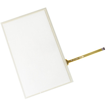 "7"" inch 165mm*100mm Touch Screen Panel For AT070TN90 AT070TN92 AT070TN93 AT070TN94 Flex Cable At Left Bottom"