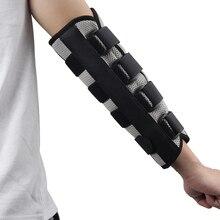 Training-Tool Support Brace Arm-Splint Elbow Rehabilitation Upper-Stroke Fixed Hemiplegic