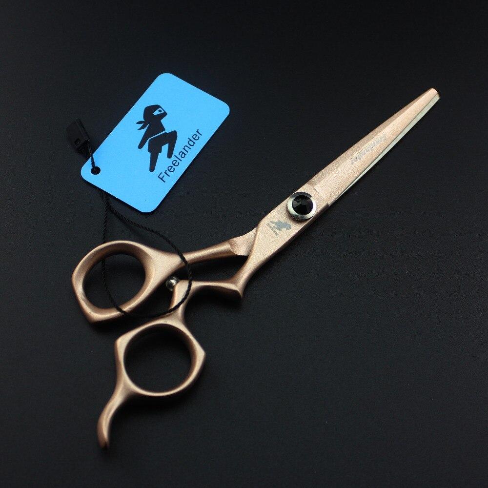 Freelander 6,0 дюймов Ножницы Парикмахерские Парикмахерская Парикмахерские ножницы и истончение/Текстурирующий волос комплект