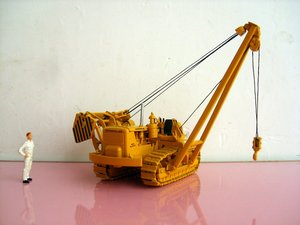 1:50 NORSCOT 55210 Cat 572C Pipelayer with Metal Tracks toy(China)