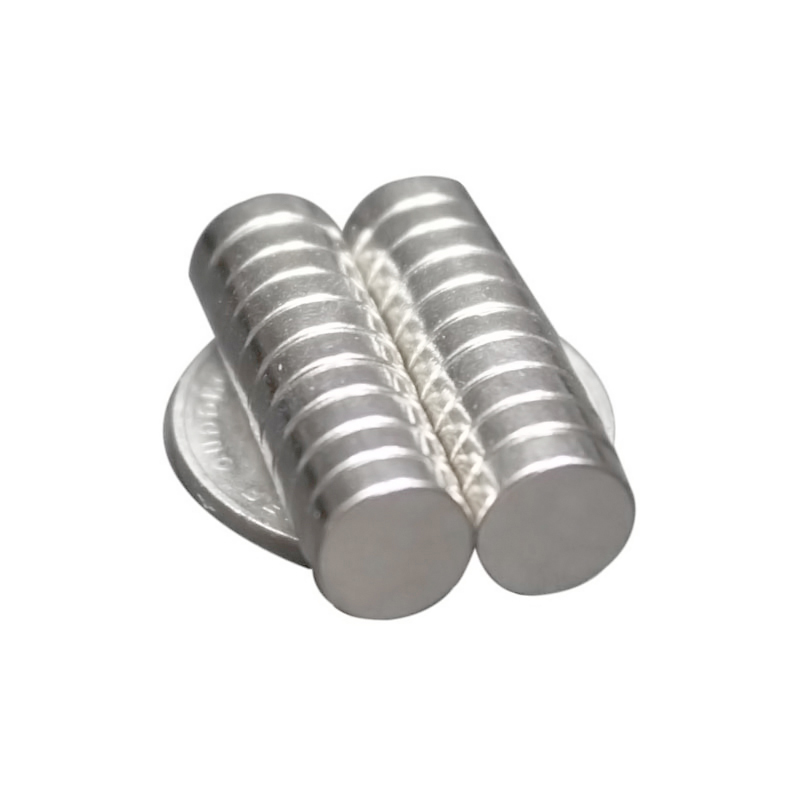 20pcs New 10x3mm Neodymium Disc Super Strong Rare Earth Magnets With Holes 3mm