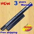 5200mAh Laptop Battery for SONY BPS22 VGP-BPS22 VGP-BPS22A VAIO VPC-E1Z1E VPC-EA1 EA16E EA1S EA45FG/B EA1Z1E EA27EC Notebook