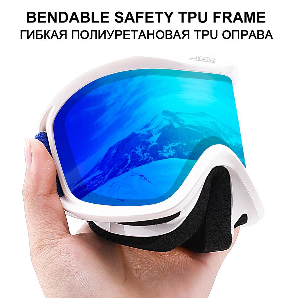 snowmobile goggles