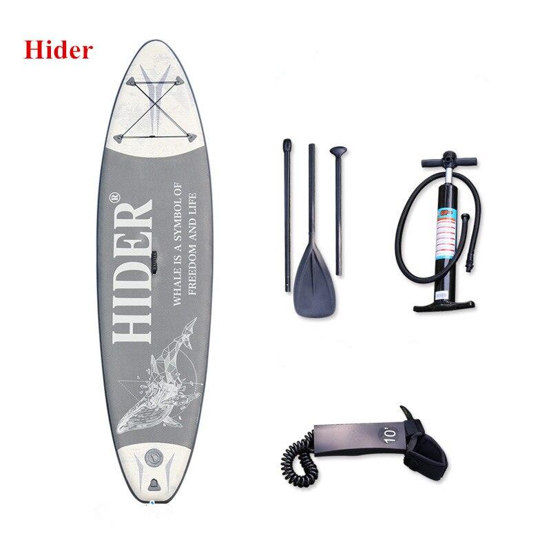 Stand up paddle board avec plaisir de l'eau et DE YOGA SUP planche de surf