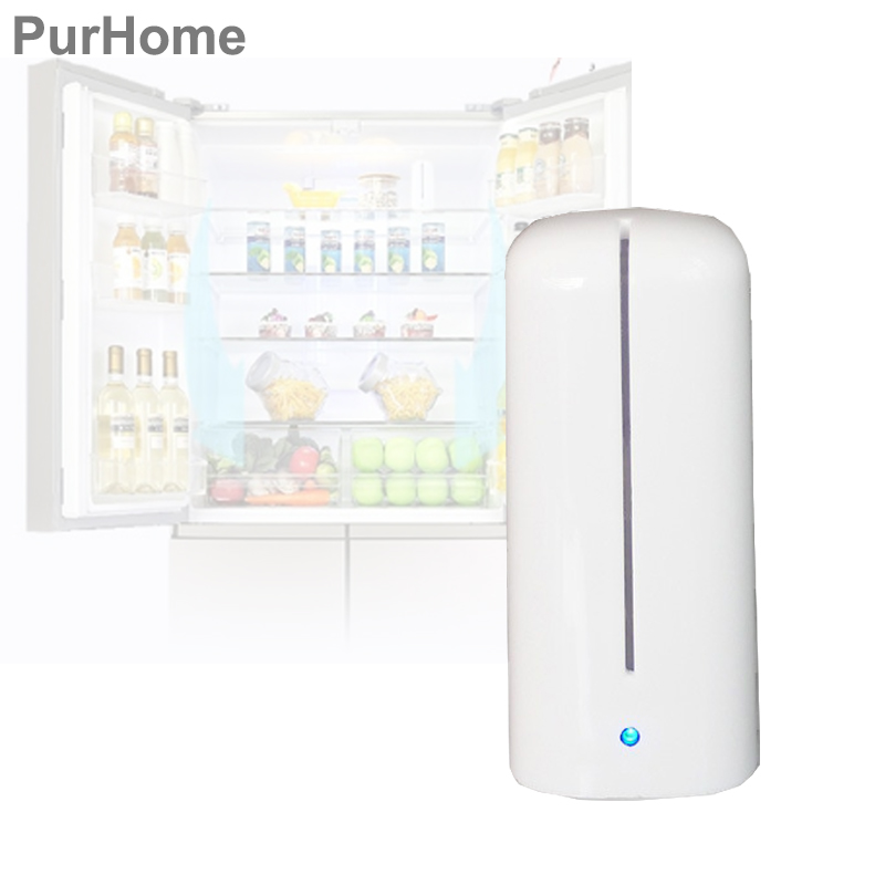 Ozone Generator <font><b>Air</b></font> Purifier Cleaner Fridge Food Fruit Vegetables Shoe Wardrobe Car O3 Ionizer Disinfect Sterilizer Fresh