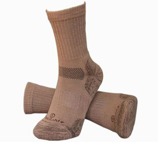 Special Offer One Pair Nwt Coolmax Pro Outdoor Hiker Sock Size S M L