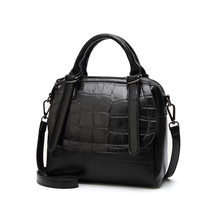 Fashion Solid Women Pillow Handbag Soft PU Leather Women Top-Handle Tote Shoulder Bag Large Capacity Adjustable Shoulder Strap недорого