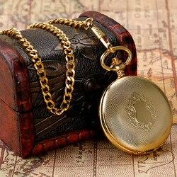 YISUYA الفاخرة الذهبي درع التلقائي الهيكل العظمي الميكانيكية الرجعية الأرقام الرومانية ساعة الجيب سلسلة بدلاية التناظرية الذاتي الرياح ساعة