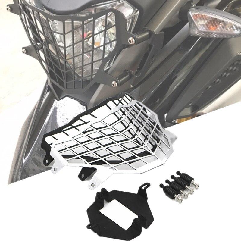 Pour BMW G310GS G310 GS G 310 GS 2017-2018 moto modification phare Grille garde couvercle protecteurPour BMW G310GS G310 GS G 310 GS 2017-2018 moto modification phare Grille garde couvercle protecteur