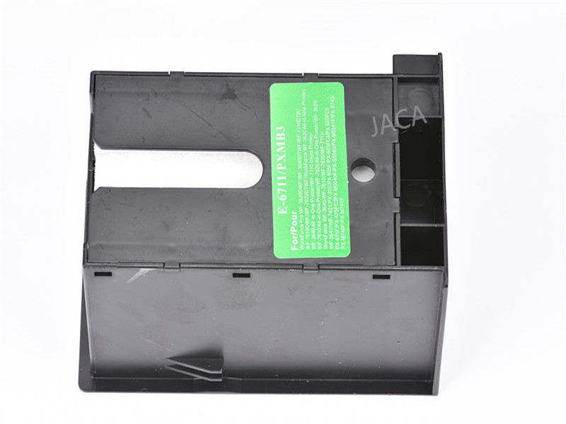 6711 Maintenance tank For Epson WorkForce WF3620DWF WF3520 WF3640DTWF printer tank принтер epson workforce wf 7015