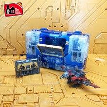 22 см KBB деформация G1 трансформер THF 01J/B звуковая волна лента Walkman MP13 большой сплав экшн фигурка робот коллекционные игрушки