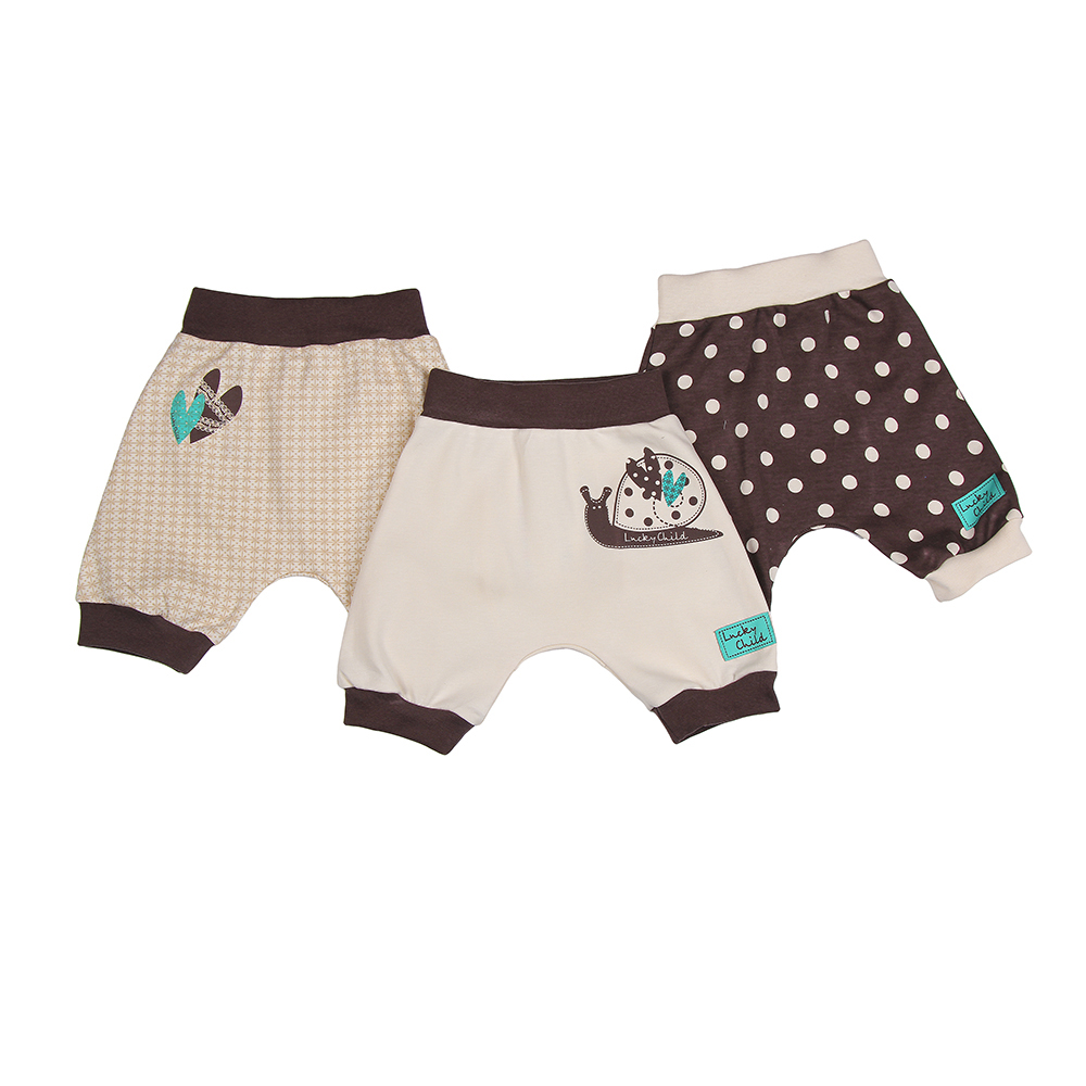 купить Shorts Lucky Child for girls 30-130 (3M-18M) Harem pants Swimwear Children clothes по цене 1134.6 рублей