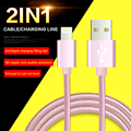 3in1 micro usb cable charge  for huawei meizu  vivo lg  dogee  for iphone  6s 6