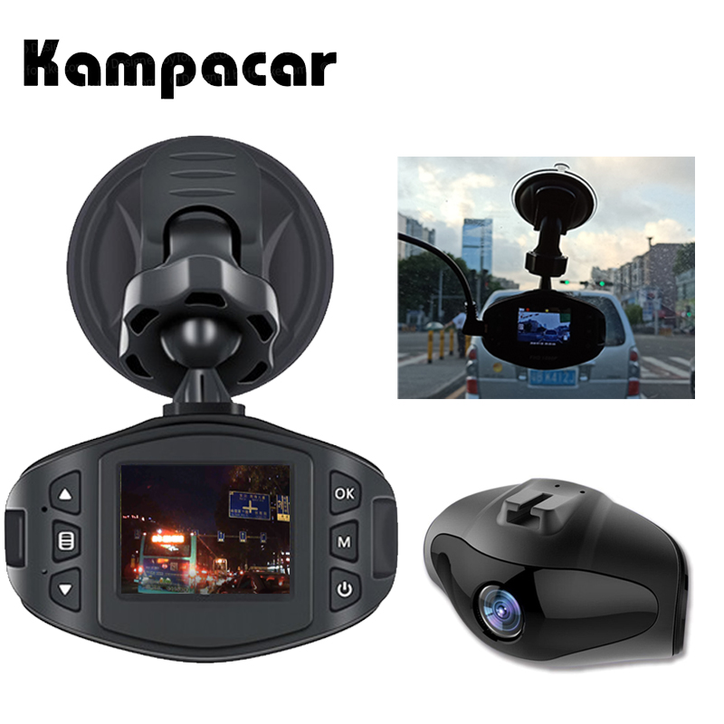 7 Inch 1080p 170 Degree Car Dvr Dual Lens Touch Screen Rearview Mirror Video Recorder Dash Cam Parking Monitor Night Vision H71 Clear And Distinctive Car Video Surveillance
