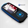 2016 Original RUIZU X06 Bluetooth Deporte Reproductor de música MP3 4 GB 1.8 pulgadas de Pantalla 100 Horas Grabadora de FM TF Tarjeta de Apoyo en Stock