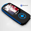 2016 Original RUIZU X06 Bluetooth Sport MP3 music Player 4GB 1.8inch Screen 100 Hours Recorder FM Support TF Card in Stock