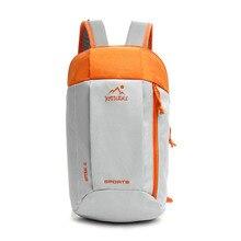 10L Waterproof Nylon Backpack Small Women Men climbing Bag urban daily Backpacks teenager Unisex Day Pack Sport bags