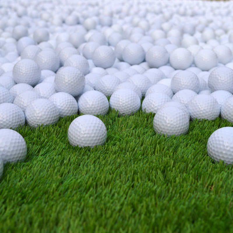 10pcs/Lot Practice Golf Balls Outdoor Sports White PU Foam Golf Game Ball Sports Training Aids A964|Golf Balls| |  -