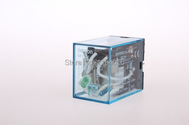 12VDC 5A Coil Power Relay JQX-13F MY3NJ HH53PL 11Pins 3PDT 1