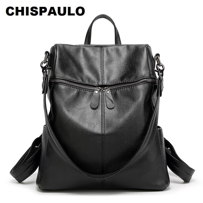 brand Women Bags Genuine Leather Kanken backpack School Bags For teenage Girls large capacity oxford shoulder travel bags N032