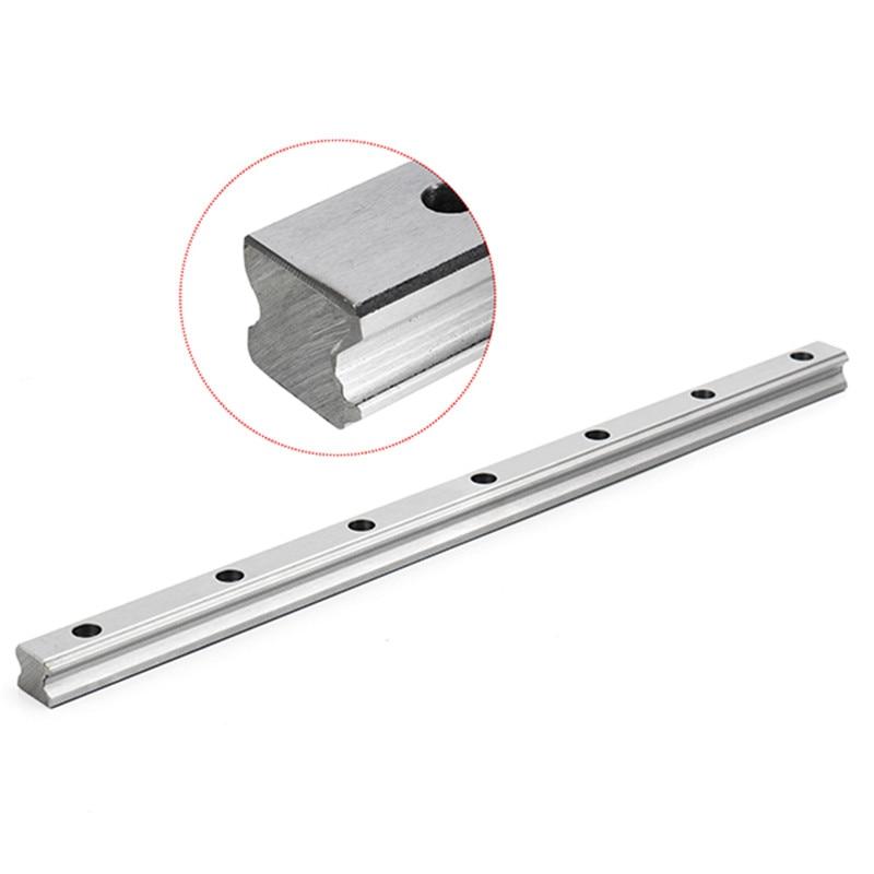 New Arrival HGR20 Linear Guide Rail 400mm Length Square Linear Rail for HGH20 Slider Block CNC Parts 100% new original 25mm precision linear guide rail 1pcs trh25 l 200mm 1pcs trh25b square linear block for cnc