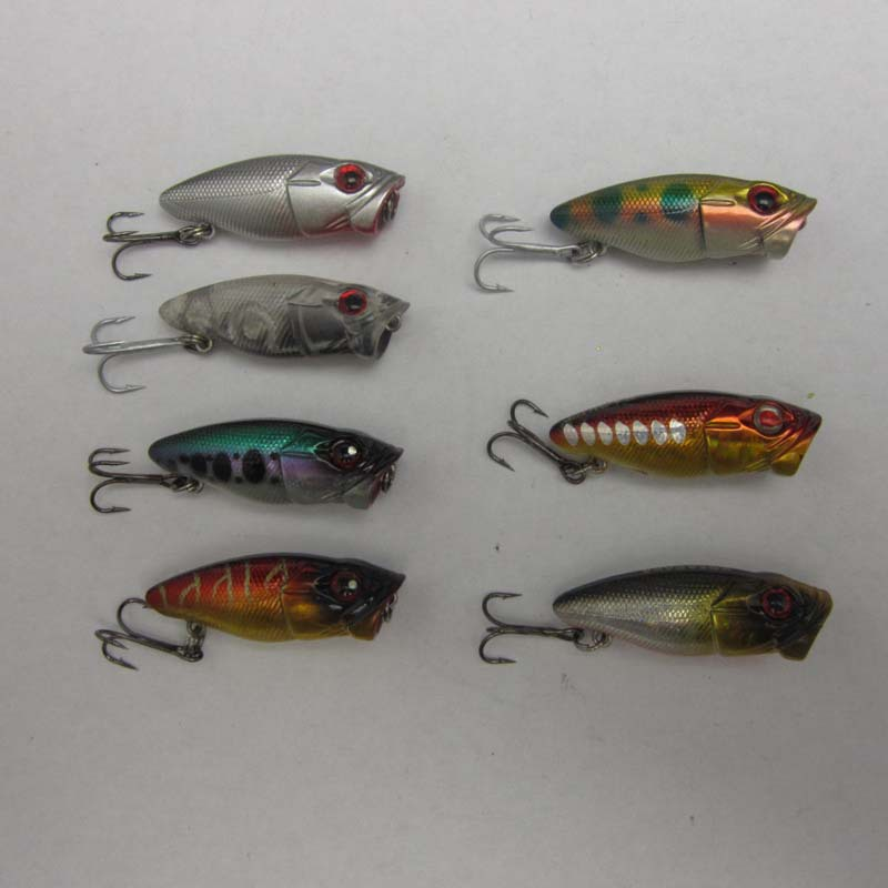 Popper bass lures reviews online shopping popper bass for Fishing poppers for bass