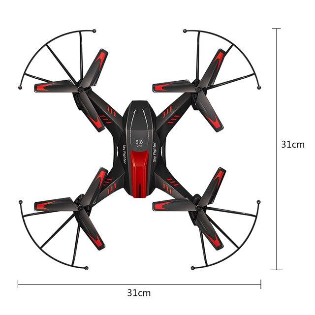 5.8G LCD ეკრანი ოთხი rotorcraft 4 არხის - დისტანციური მართვის სათამაშოები - ფოტო 3