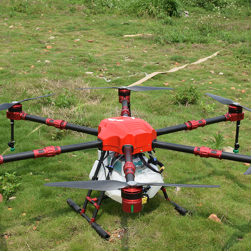 S622 Drone Plant Protection drones Rack Six Axis Embracing Horizontal Folding Drone Rack Plant Protection Machine Parts in Parts Accessories from Toys Hobbies
