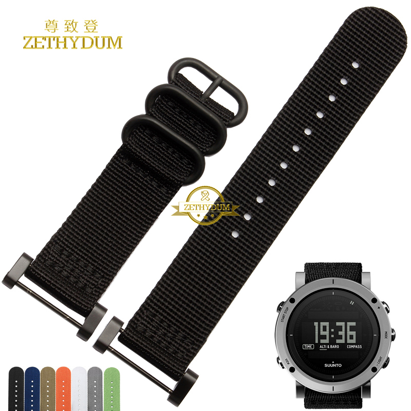font b Smart b font nylon font b watches b font band watchband perlon strap