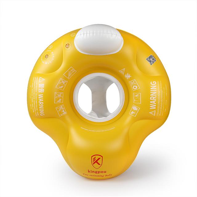 Baby Seat Floating Inflatable Swim Armpit Ring Kids Swimming Pool Accessories Bathing Raft Children Swim Float Trainer