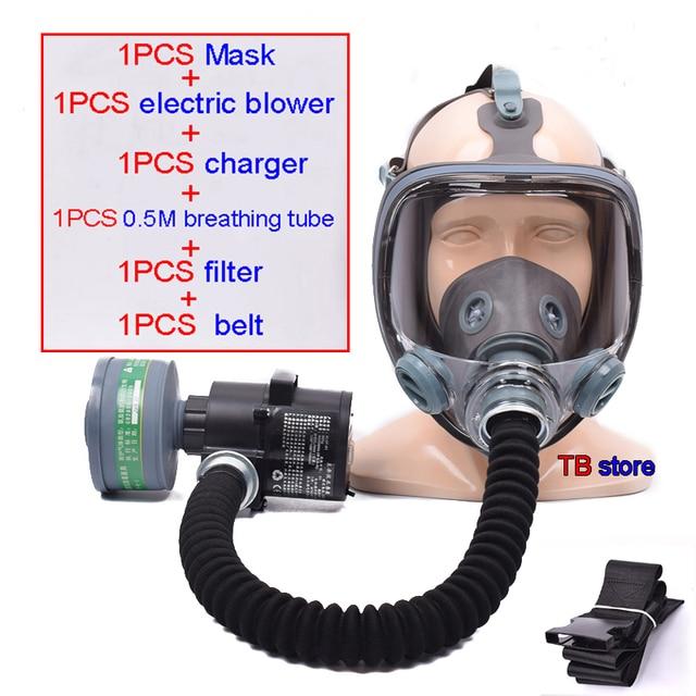 3m gebläse maske