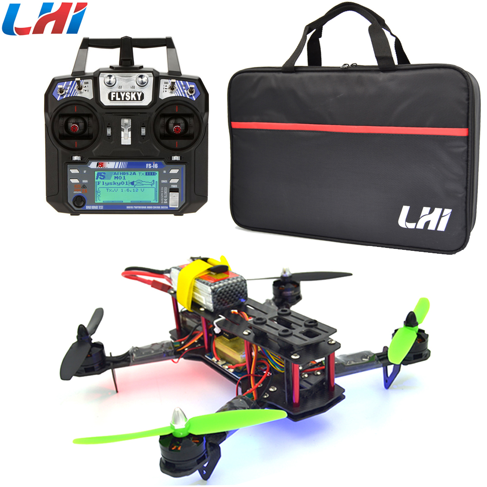 2017 Lipo Dji Tamiya Rtf Drone With Camera Rc Quadrotor Plane Carbon Fiber Fpv Quadcopter For Qav250 Frame2204 Flysky Fs-i6 pgy fpv skin for dji inspire1 5d carbon fiber waterproof uv decals stickers set quadcopter drone rc parts accessories