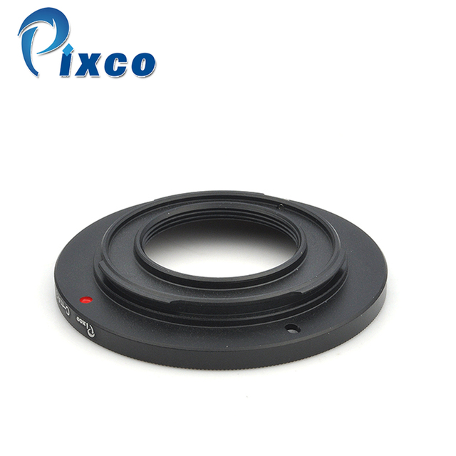 Pixco C to M4/3, 16mm Lens Adapter Suit For C Mount Lens to Suit for M4/3 Camera