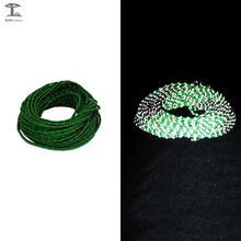 Фотография 2.55mm Diameter  High strength hard  Wind Rope Multifunctional Reflective Wind Ropes Camping Outdoor Equipment  Tent Accessory