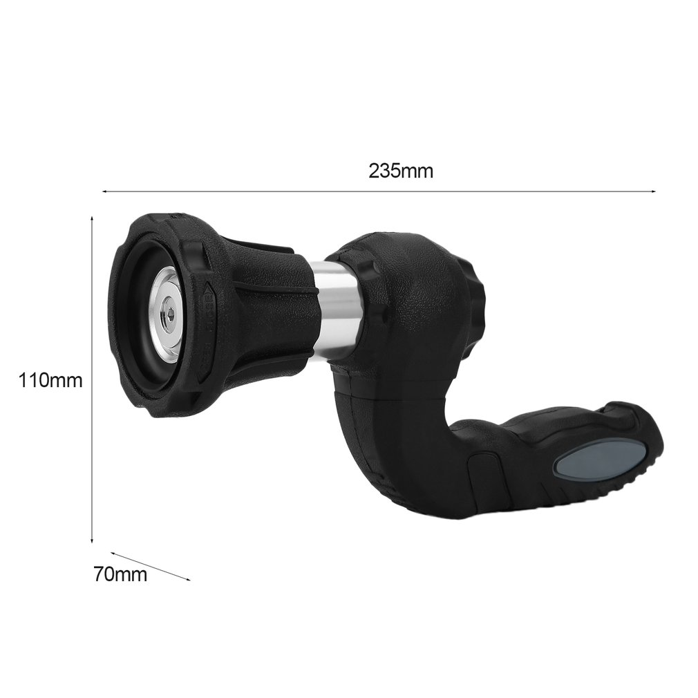 Image 5 - Mighty Power Hose Blaster Fireman Nozzle Lawn Garden Super Powerful Home Original Car Washing by BulbHead Wash Water Your Lawn-in Garden Water Guns from Home & Garden
