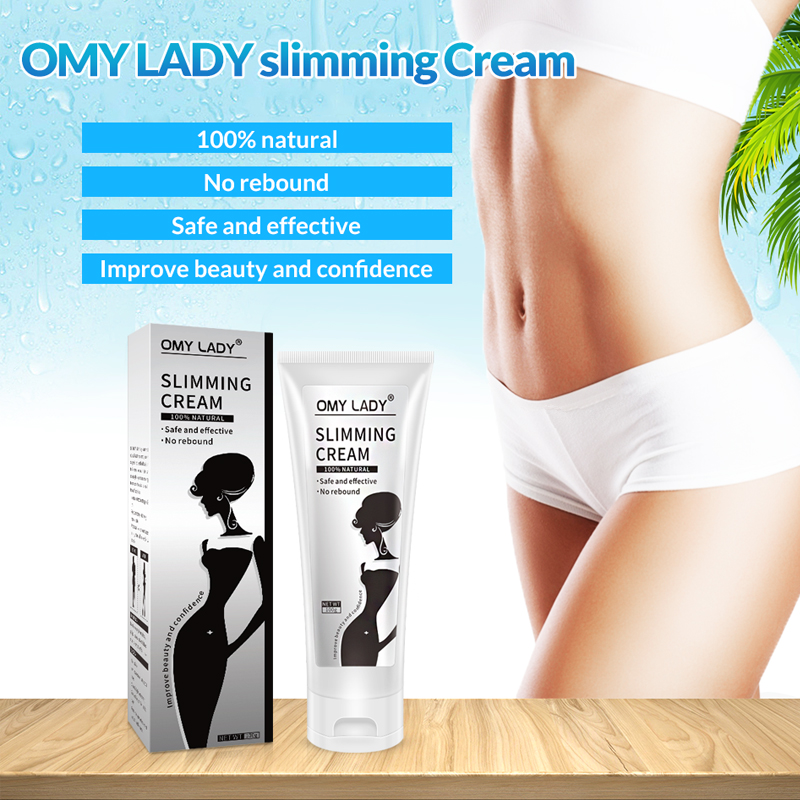 OMY LADY 100G New Generation Lady Body Slimming Cream Women Fast Fat Burning Weight Loss Cream Gel Arm Leg burning Calorie slim in Body Self Tanners Bronzers from Beauty Health