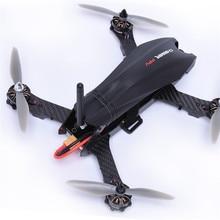 2016 Nouveau professionnel rc drone FX127 Hautement Intégré Concurrence Drone 5.8 Ghz 250 moteur Brushless RC Quadcopter Caméra 70 km/h