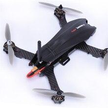 2016 Baru profesional rc drone Drone FX127 Sangat Terintegrasi Kompetisi 5.8 GHz 250 Brushless motor RC Quadcopter Kamera 70 km/h
