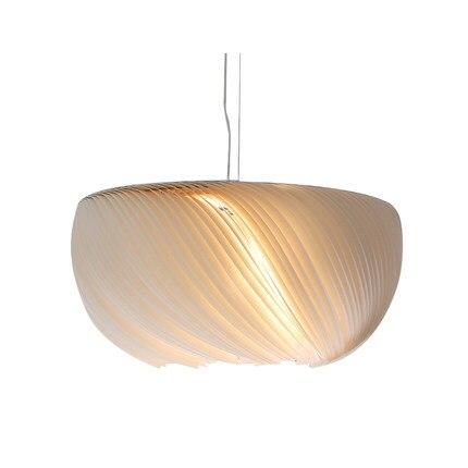 Nordic Modern LED Creative Aluminum Pendant Light Parchment Deco Pendant Lamps Living Room Lighting LED Suspension Luminaires