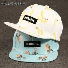 DARKAREA de moda patrón Snapback gorras padre-hijo del sombrero de los niños  gorras de béisbol para niños niñas sol Hip Hop gorr. 52381bbf221