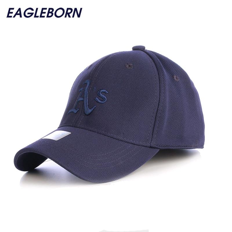 Prix pour 2017 broderie lettre comme équipée hommes casquette de baseball marque de course snapback caps sport os casquette chapeaux pour hommes femmes