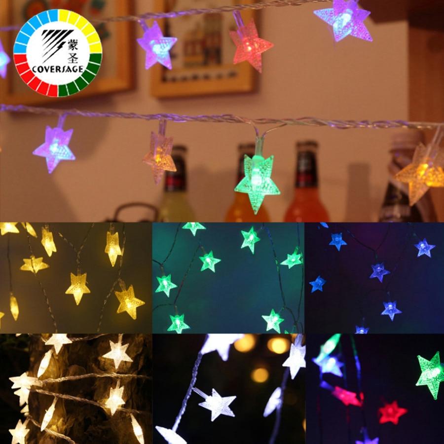 80Leds 10M Fairy Lichtslingers Wedding Garden Party Christmas - Vakantie verlichting - Foto 3