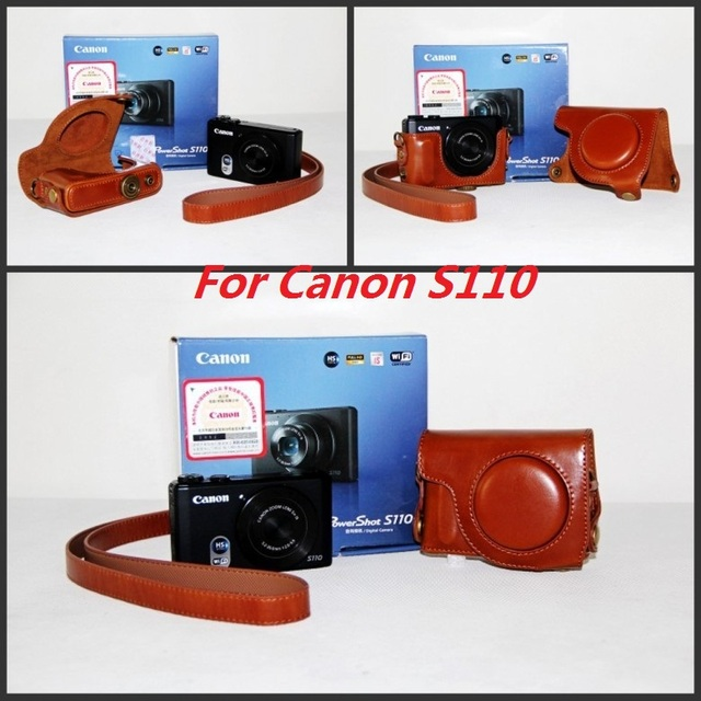 Free shipping  For New   S110 Dedicated Camera Bag Holster