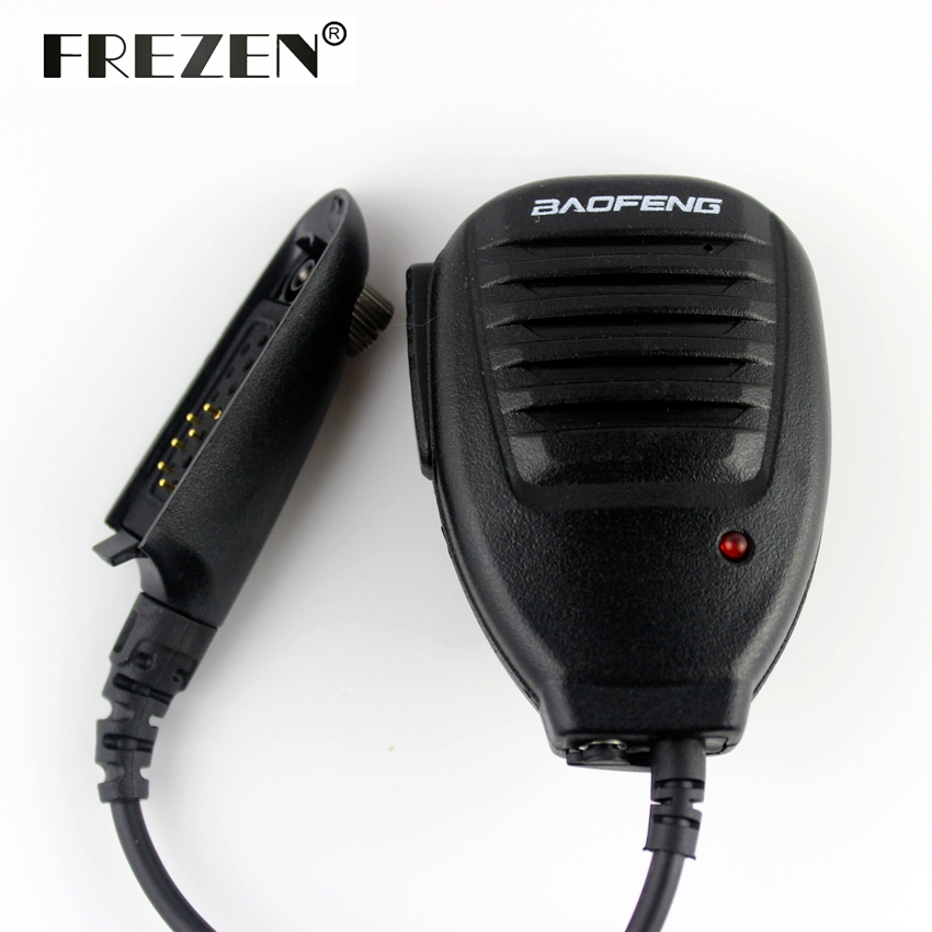 New  Baofeng A58 Speaker Mic For BAOFENG A58 Walkie Talkie With Free Shipping