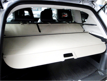 2011-2015 для Jeep Compass хвост багажник щит безопасности шторки бежевый оттенок автомобиль-Стайлинг Аксессуары