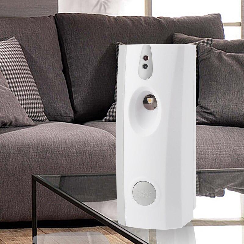 Light Sensor Air Freshener For Homes With 4 Interval Settings Modes Aerosol Dispenser Toilet Flavoring Home Fragrance Diffuser